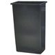 Wall Receptacle Trash Container 23 Gal