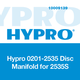 Hypro 0201-2535 Disc Manifold for 2535S