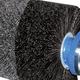 Tire Brush Tynex 96in x 8in 4Bolt Attach