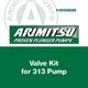Arimitsu, 30108 Valve Kit for 313 Pump