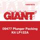 Giant 09477 Plunger Packing Kit