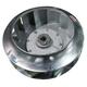 Impeller, Blower 15HP EleEar CW Gray