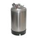 Beverage Tank, 3gal Stainless Steel