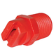 Hypro Nozzle 1/4in MPT 65° 03 Red