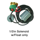 SB-VBSO5005 1/2in Solenoid Valve w/Float