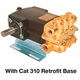 Hypro 2414B-C3LP 4.0GPM 1800PSI 800RPM
