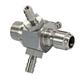 Injector, Triple .083 200PSI 2.1GPM