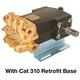 Hypro 2412B-C3P 5.9GPM 2500PSI 1725RPM