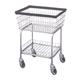 R&B Wire 2-1/2 Bushel 350E Towel Cart