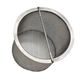 StaRite, 16401-0030 SS Basket/8in Trap