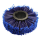 Poodle Plus, 3in I.D. Unica Ring, Blue