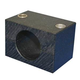 Bearing Block, 1-1/2in UHMW MacNeil