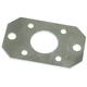 Torque Plate Hyd Wrap w/9/16in Dia Hole