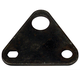 Triangle Plate, C188 For 7/8 Shaft