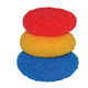 Scrubby Pads, Plastic 3-Pack