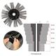 DryTex Wrap SF68 Foam Velcro, Kit