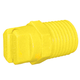 Hypro Nozzle 1/4in MPT 80° 5 Yellow