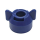 Hypro CAP04-03 Round Tip Cap Blue w/Gskt