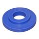 Wheel, 3.5in Dia. TT Inner Blue Roller