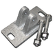 Clevis Female 3/8in Hole Brkt 1/2in Kit