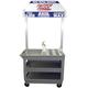 Detail Supply Cart & Bottle Holder Only