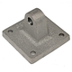 Clevis Male Bracket w/1/2in Hole