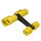 Roller Assy SONNYS Mid 6Whl #4 w/Spacers
