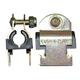 Zsi, Cush-A-Clamp 011N014 11/16in ID Zn