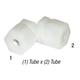 Elbow N6EU6 3/8in Tube x 3/8in Tube