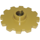 Sprocket, 14-Tooth 2-1/4in Key Bore