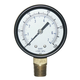 Gauge, 0-300 1/4in Bottom Mount