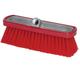 Foam Brush Er Alum, 2.5 Red Nylon Red B