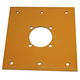 Heco, Mounting Plate 16in x 16in Surface