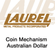 Laurel Coin Mechanism Australian Dollar