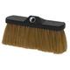 Foam Brush Un 4in BorTex, Black Rubber