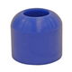 Cap Only, UHMW Air Roller Up 2in Blue