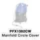 Powr-Flite 72625A Cover Manifold Circle