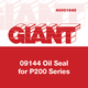 Giant 09144 Oil Seal for P200 Series
