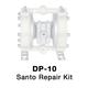 Yamada Pump Repair Kit K10-PS Santoprene