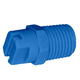 Hypro Nozzle 1/4in MPT 80° 10 Blue