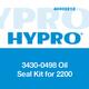 Hypro 3430-0498 Oil Seal Kit 2200 Series