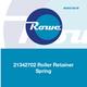 Rowe, 21342702 Spring-Retainer Roller