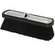 Foam Brush Er Alum, 2.5 Blk Nylon Blk B