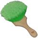 Brush, Body Soft Green Poly 8.5