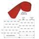 EcoFi3 Cloth, SFM807 1-Basket Set, Red