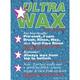 Sign, Instructional Ultra Wax 24