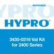 Hypro 3430-0316 Valve Kit 2400 Series