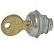 Fort Cam Cylinder 3/8in w/2 keys