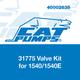 Cat Pumps 31775 Valve Kit 1540/1540E
