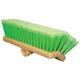 Brush, Prep Bi-Level Grn Poly 10in Lgth